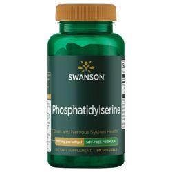 Swanson UltraSunflower Phosphatidylserine Soy-Free