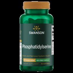 Swanson Ultra Sunflower Phosphatidylserine Soy-Free