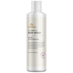 Swanson UltraTea Tree Oil Body Wash