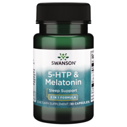 Swanson Ultra 5-HTP & Melatonin