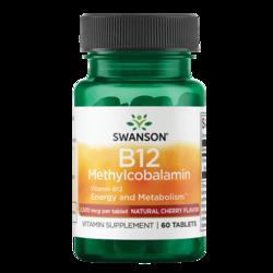 Swanson UltraMethylcobalamin High Absorption B-12
