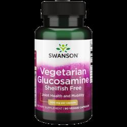 Swanson Ultra Vegetarian Glucosamine - Shellfish Free