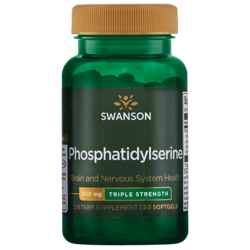 Swanson Ultra Triple-Strength Phosphatidylserine