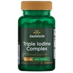 Swanson UltraTriple Iodine Complex - High Potency