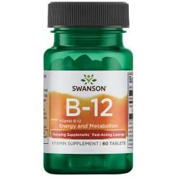 Swanson UltraVitamin B-12 Supplemelts