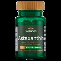Swanson Ultra Maximum Strength Astaxanthin