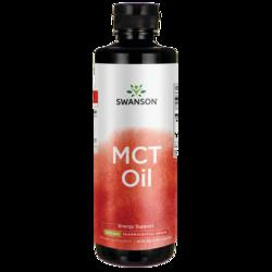Swanson Ultra 100% Pure MCT Oil Pharmaceutical Grade