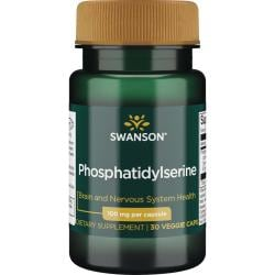Swanson UltraConjugated Phosphatidylserine with DHA