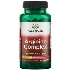 Swanson UltraNitrosigine Arginine Silicate Inositol