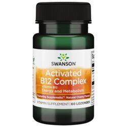 Swanson UltraSupplemelts Activated B-12