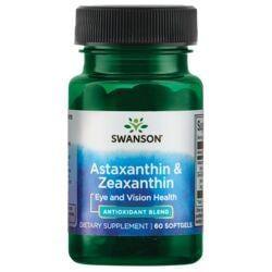 Swanson UltraAstaxanthin & Zeaxanthin