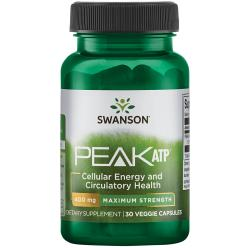 Swanson UltraMaximum Strength Peak ATP 400