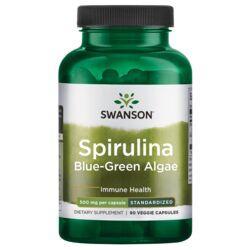 Swanson UltraStd Spirulina Blue-Green Algae 10% Phycocyanin