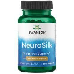 Swanson UltraNeuroSilk with Brain Factor-7