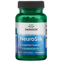 Swanson UltraNeuroSilk with Brain Factor-7