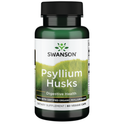 Swanson UltraCertified Organic Psyllium Husk