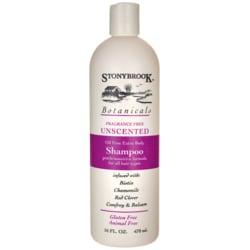 Stony BrookUnscented Shampoo