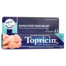 TopricinFoot Therapy Cream