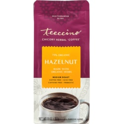 TeeccinoMediterranean Herbal Coffee - Hazlenut