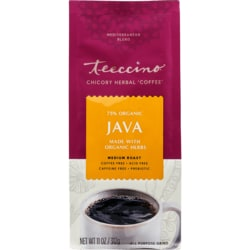 Teeccino Mediterranean Herbal Coffee - Java
