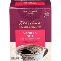 TeeccinoRoasted Herbel Tea - Vanilla Nut