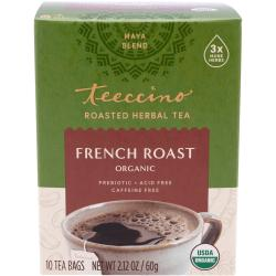 TeeccinoChicory Herbal Tea - French Roast
