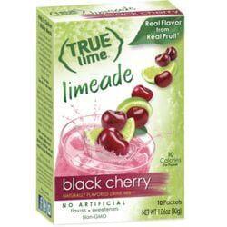 True CitrusTrue Lime Black Cherry Limeade