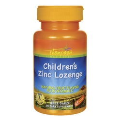 ThompsonChildren's Zinc w/C