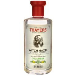 Thayers Natural RemediesCucumber Witch Hazel with Aloe Vera