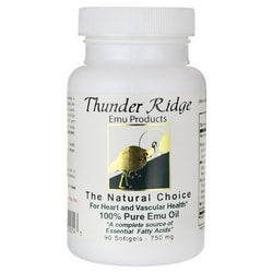 Thunder Ridge Emu Products100% Pure Emu Oil
