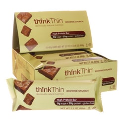 Think ThinBrownie Crunch High Protein Bar