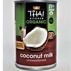Thai Kitchen Organic Coconut Milk - Unsweetened