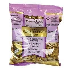 TinkyadaOrganic Brown Rice Pasta Spirals