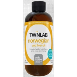 Twinlab Cod Liver Oil - Unflavored