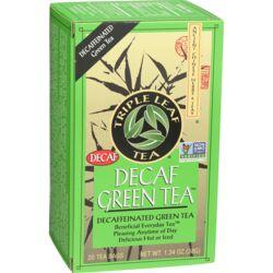 Triple Leaf TeaDecaf Green Tea