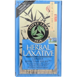 Triple Leaf TeaHerbal Laxative Tea