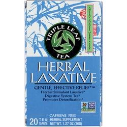 Triple Leaf Tea Herbal Laxative Tea