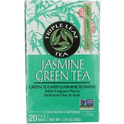 Triple Leaf Tea Té verde de jazmín