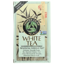 Triple Leaf TeaWhite Tea