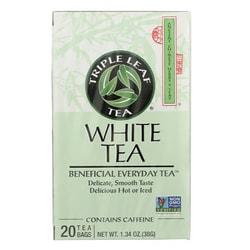 Triple Leaf Tea White Tea