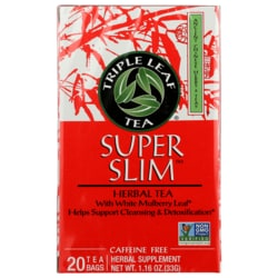Triple Leaf TeaSuper Slimming Tea Caffeine Free