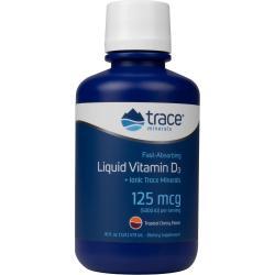 Trace MineralsLiquid Vitamin D3