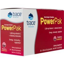 Trace MineralsElectrolyte Stamina Power Pak - Raspberry