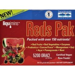 Trace MineralsReds Pak