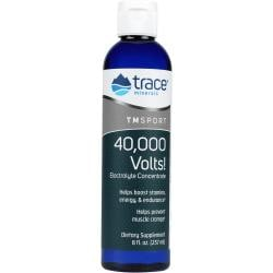 Trace Minerals40,000 Volts! Electrolyte Concentrate