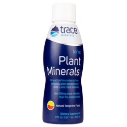 Trace MineralsIonic Plant Minerals - Tangerine