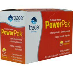 Trace MineralsElectrolyte Stamina Power Pak - Tangerine