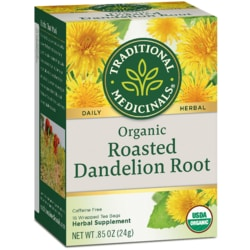 Traditional MedicinalsOrganic Roasted Dandelion Root Tea