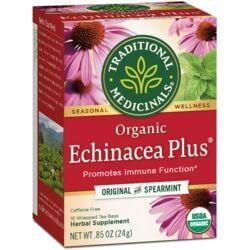 Traditional MedicinalsOrganic Echinacea Plus Tea