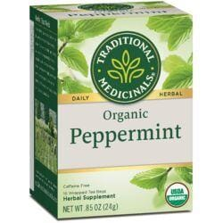 Traditional MedicinalsOrganic Peppermint Tea